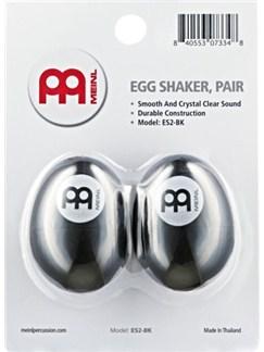 Meinl: Plastic Egg Shaker (Black)  |