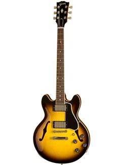 Gibson: Custom ES-339 (Antique Vintage Sunburst) Instruments | Semi-Acoustic Guitar