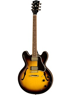 Gibson: 1959 ES-335 Dot Reissue (Vintage Sunburst) Instruments | Semi-Acoustic Guitar