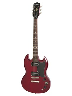 Epiphone: SG Special (Cherry/Chrome Hardware) Instruments | Electric Guitar