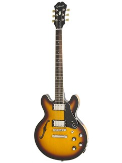 Epiphone: 339 Ultra Semi-Acoustic Guitar (Vintage Sunburst) Instruments | Semi-Acoustic Guitar