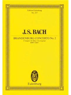 J.S. Bach: Brandenburg Concerto No. 2 Books | Orchestra