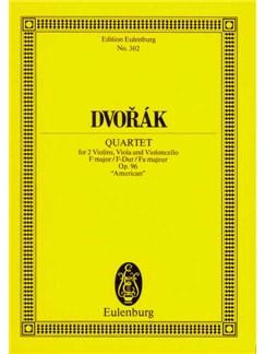 String Quartet F Op 96 American Eul 302 Books |