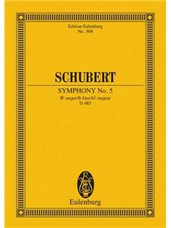 Franz Schubert: Symphony No.5 In B Flat Books | Orchestra