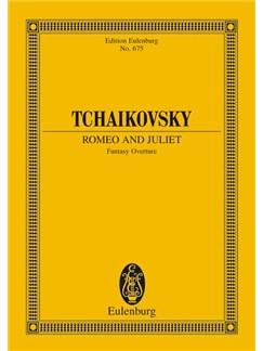Pyotr Ilyich Tchaikovsky: Romeo And Juliet Fantasy Overture (Pocket Score) Books | Orchestra