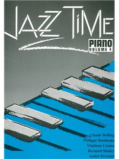 Claude Bolling: Jazz Time Vol.4 Livre | Piano