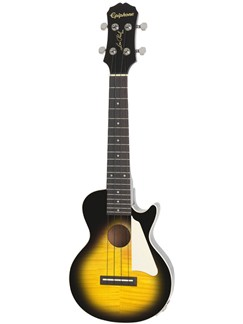 Epiphone: Les Paul Ukulele (Vintage Sunburst) Instruments | Ukulele