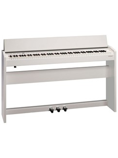 Roland: F140R Digital Piano - White Instruments | Digital Piano