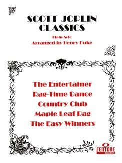 Scott Joplin Classics Books | Piano