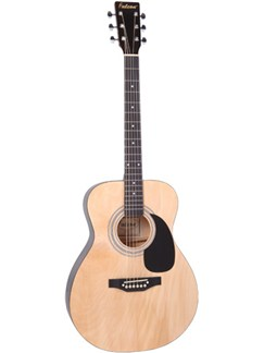 Falcon: F300N Folk Acoustic Guitar - Natural Instruments | Acoustic Guitar