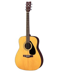 Yamaha: F310 Acoustic Guitar Pack (Natural Finish) Instruments | Guitar, Acoustic Guitar