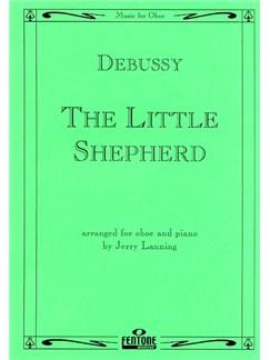 Claude Debussy: The Little Shepherd (Oboe) Books | Oboe, Piano Accompaniment