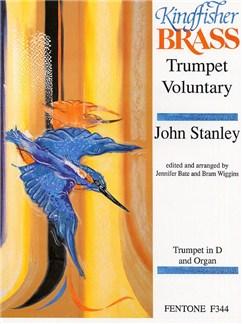 John Stanley: Trumpet Voluntary Books | Trumpet, Organ Accompaniment