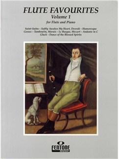 Flute Favourites Volume One Books | Flute, Piano Accompaniment