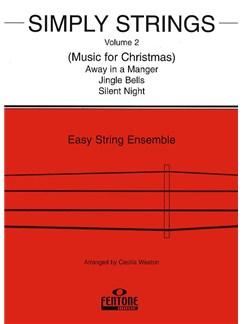 Simply Strings Volume 2 Books | String Ensemble