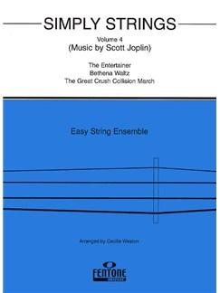 Simply Strings Volume 4 Books | String Ensemble