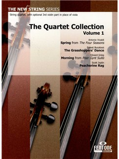 The Quartet Collection: Volume 1 Books | String Quartet