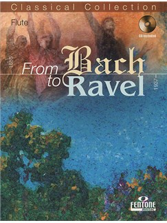 From Bach To Ravel (Flute) Books and CDs | Flute