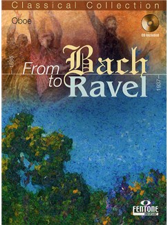 From Bach To Ravel (Oboe) Books and CDs | Oboe