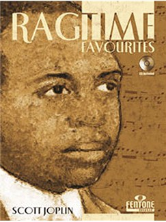 Scott Joplin: Ragtime Favourites (Violin ) Books and CDs | Violin