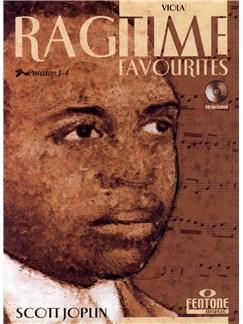 Ragtime Favourites: Scott Joplin - Viola Books and CDs | Viola, Piano Accompaniment