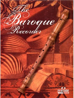 The Baroque Recorder Books   Recorder