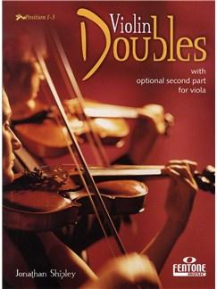 Jonathan Shipley: Violin Doubles Books | Violin (Duet), Viola
