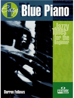 Darren Fellows: Easy Blue Piano Books | Piano