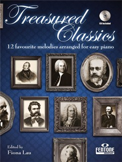 Treasured Classics Books and CDs | Piano