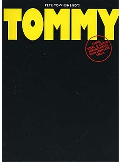 Pete Townshend: Tommy - Vocal Selections Books | Piano and Voice, with Guitar chord boxes