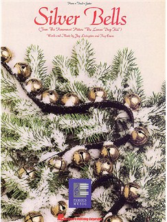 Silver Bells (PVG) Books | Piano, Voice and Guitar
