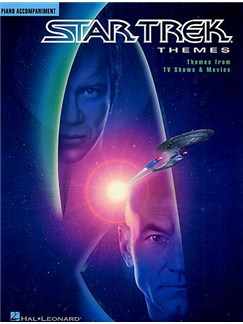 Star Trek Themes Piano Accompaniment Books | Piano