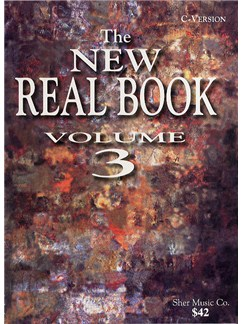 The New Real Book Volume 3 - C Version Books | C Instruments, Melody Line (with Chord Symbols)