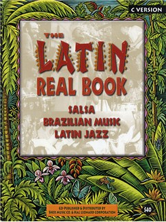 The Latin Real Book - C Version Books | C Instruments, Voice