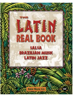 The Latin Real Book - B Flat Version Books | B Flat Instruments