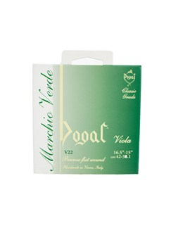 Dogal Green Series Viola String Set  | Viola