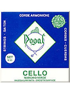 Dogal: Green Series  Cello String Set  | Cello