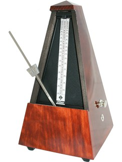 Metronome: Mahogany With Bell W811  |