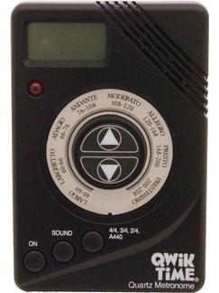Qwik Time: QT7 Quartz Metronome  |