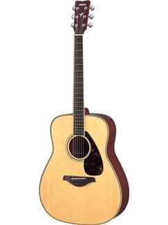 Yamaha: FG720S Acoustic Guitar (Natural Finish) Instruments   Acoustic Guitar