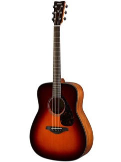 Yamaha: FG800 Acoustic Guitar - Brown Sunburst Instruments | Acoustic Guitar