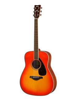 Yamaha: FG820 Acoustic Guitar - Autumn Burst Instruments | Acoustic Guitar