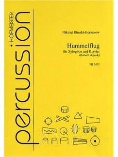 Nikolay Rimsky-Korsakov: Hummelflug Books | Xylophone, Piano Accompaniment