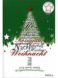 Swingende Weihnacht (Mit CD) Books and CDs | Piano Accompaniment, Voice