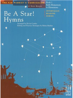 Be A Star! Hymns - Book 1 Books | Piano, Piano Duet
