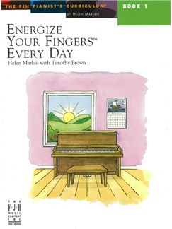 Helen Marlais: Energize Your Fingers Every Day - Book 1 Books | Piano
