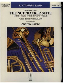 Peter I. Tchaikovsky: Nutcracker Suite, The Books | Big Band & Concert Band