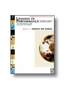 Deborah A. Sheldon and Robert Sheldon: Lessons in Performance Book 1, Around the World - Bassoon Books | Bassoon