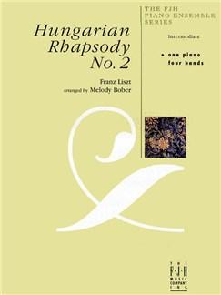 Franz Liszt: Hungarian Rhapsody No.2 (Piano Duet) Books   Piano Duet