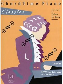 ChordTime Piano - Classics Books   Piano